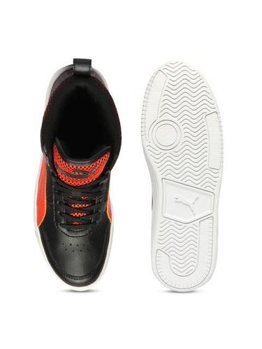 puma rebound street2oxidized  black cherry tomato 363922 02