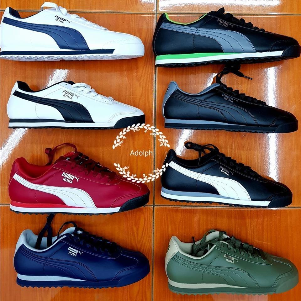 Puma Roma --tenis Casuales ---clasicos --100% Original -   1 a5aa9f405d97f