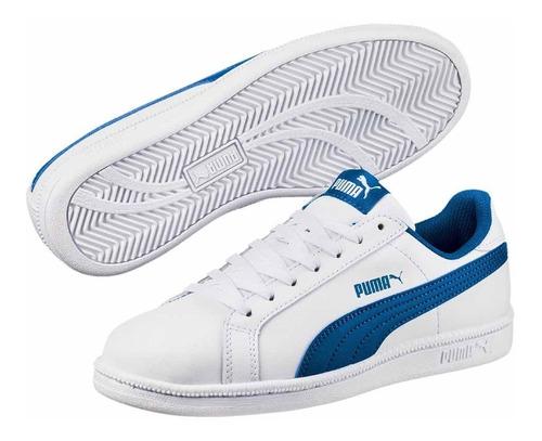 puma smash fun l ps white lapis blue 361590 13 niño