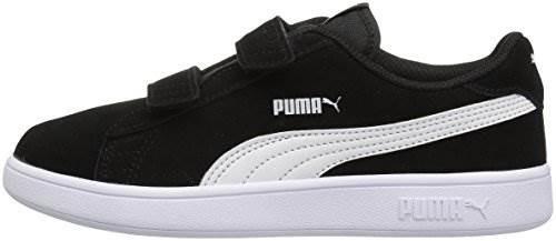 huge selection of a1cdc 90383 Puma Smash V2 Suede Preschool Sneakers (puma Black / Puma Wh