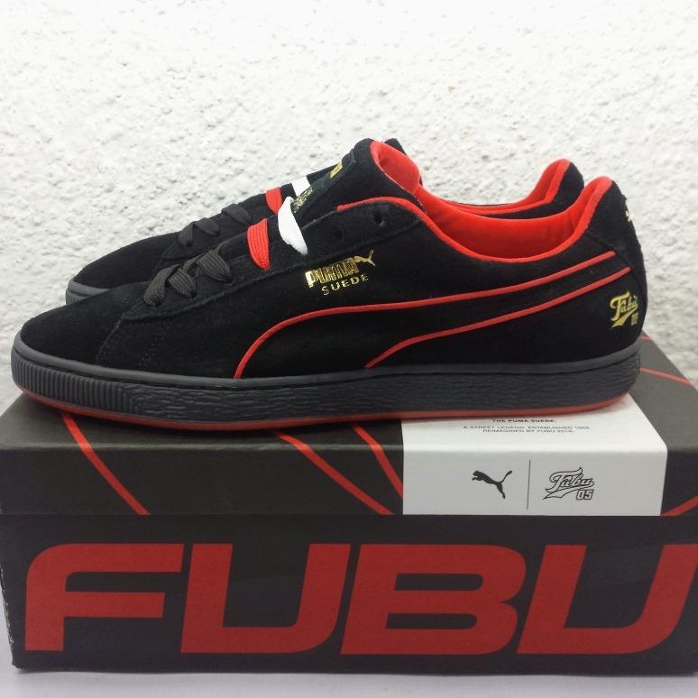 save off 3bf3d 81823 Puma Suede X Fubu ( Nuevos En Caja #28