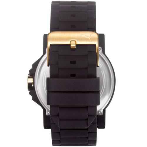 puma ultrasize play caja de silicon negro 45mm diego vez