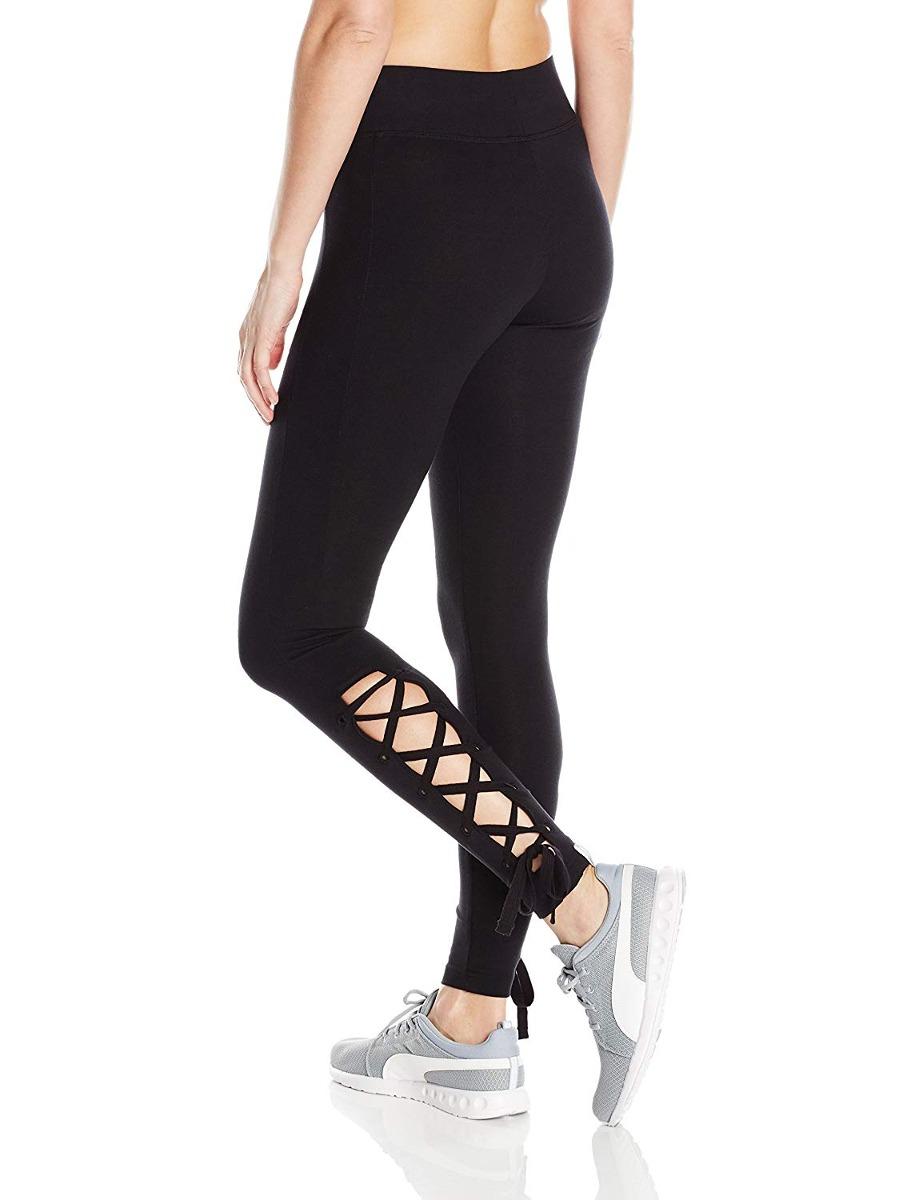 2d80d6127e1a7 Puma Women's Lace Up Leggings - $ 102.000 en Mercado Libre