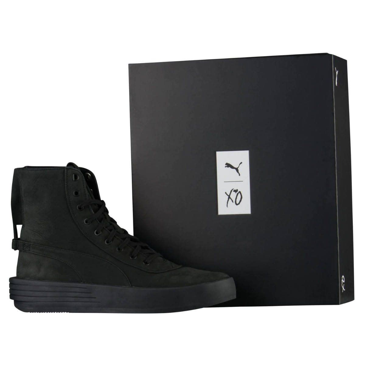 how to serch wide selection fast delivery Puma Xo Parallel The Weeknd Triple Black Originales Nuevos