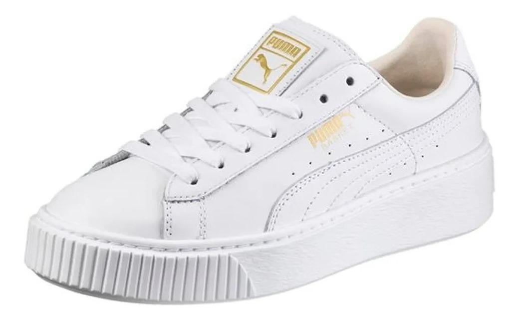 puma zapatillas mujer basket