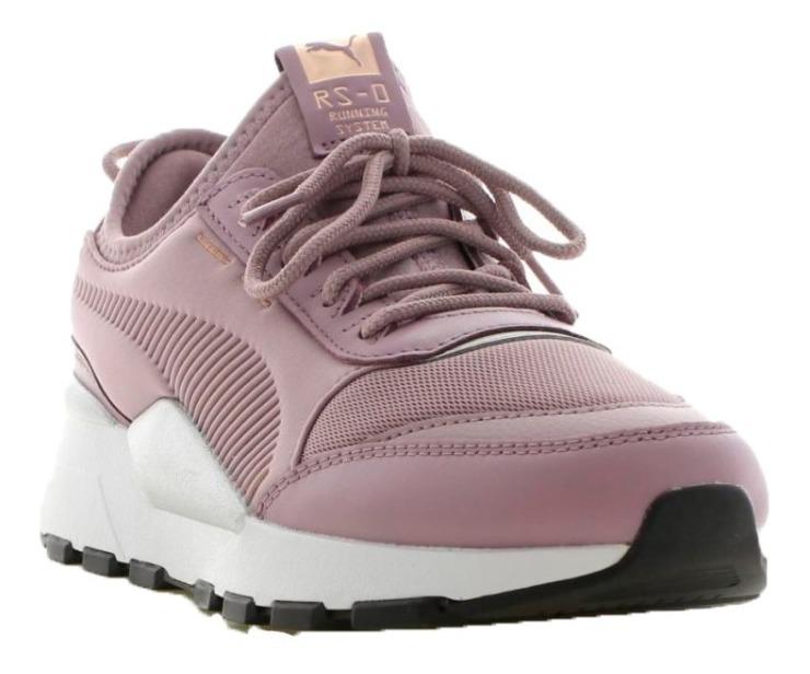 zapatillas mujer puma rosa
