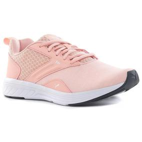 puma rosa mujer zapatillas