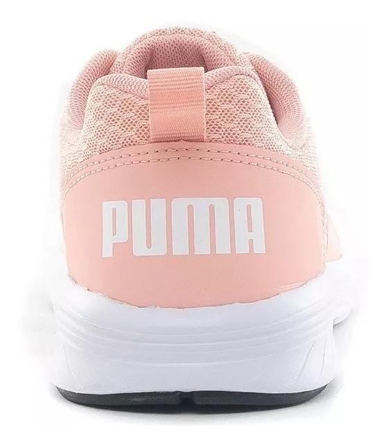 Puma Zapatillas Running Mujer Nrgy Comet Ad Rosa