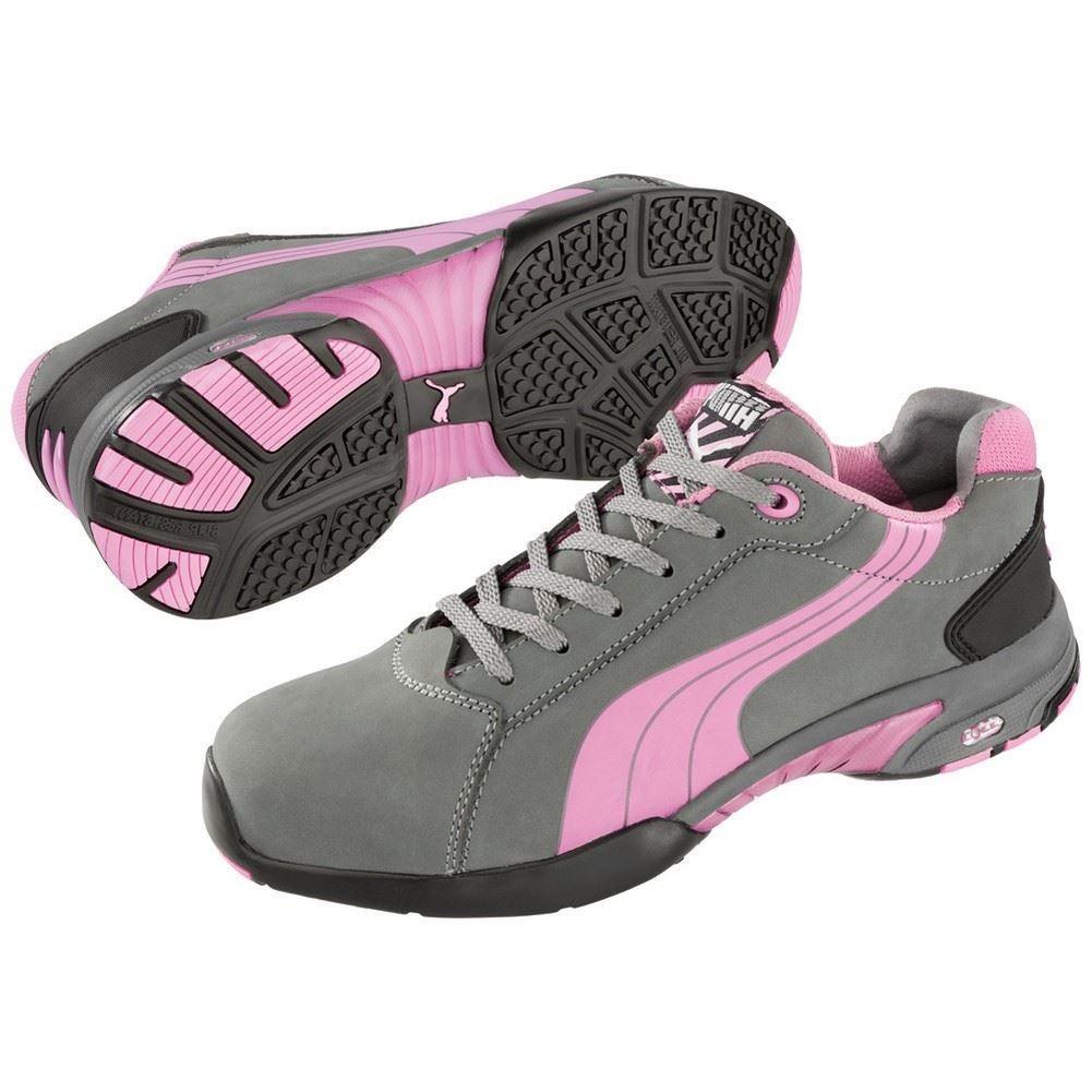 Puma Zapatos De Seguridad Modelo 642865 Balance Mujer