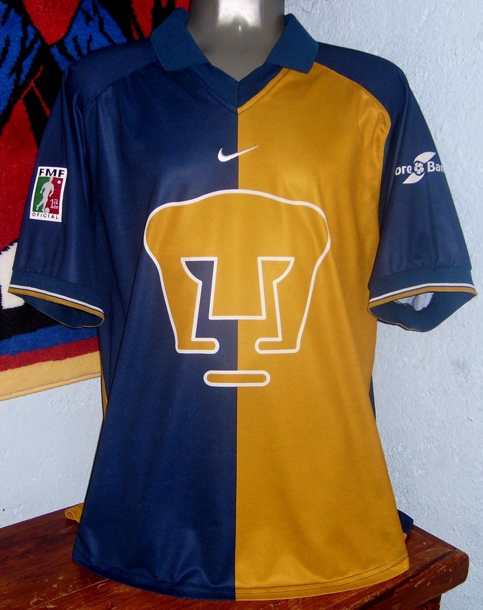 Resultado de imagen para jersey pumas 2001