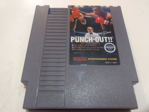 punch-out !! nintendo nes