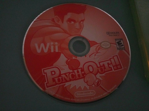 punch out original para wii