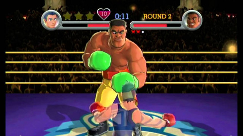 punch out! wii (10) tienda fisica