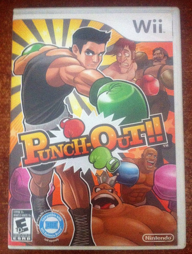 punch-out - wii