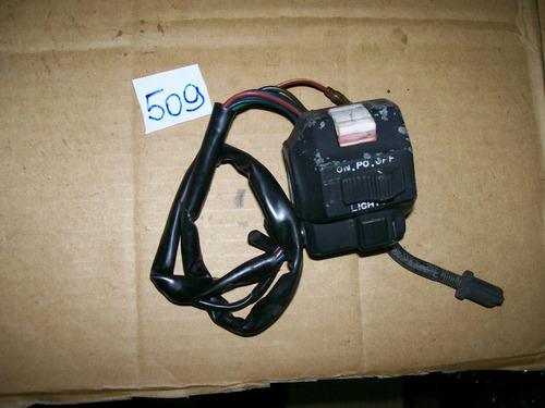 punho de engine stop lado direito yamaha rd 350 original