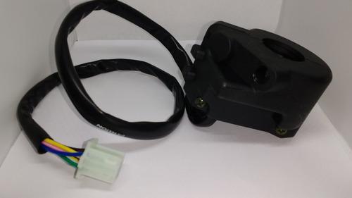 punho direito chave de partida do motor honda pcx 150