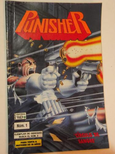 punisher n° 1 - vid