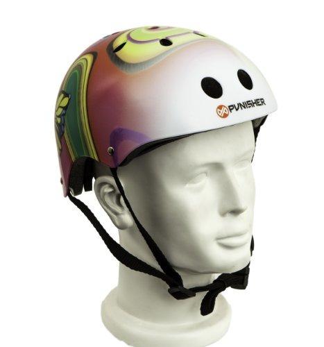 punisher skateboards butterfly jive pink skateboard casco