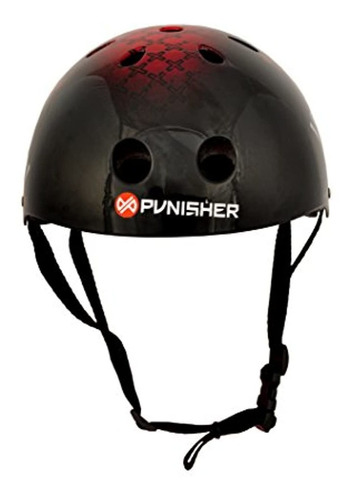 punisher skateboards patinetes casco skateboard