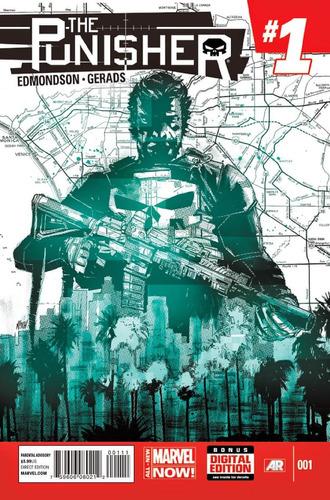 punisher vol 9 cómics digital español