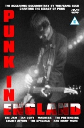 punk in england dvd italiano rareza ( mod )