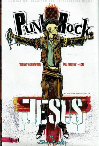 punk rock jesus (vertigo cómics méxico)