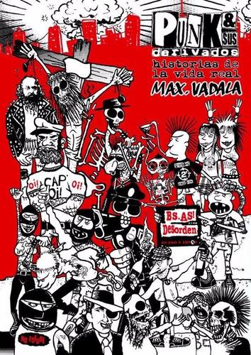 punk y sus derivados - max vadalá