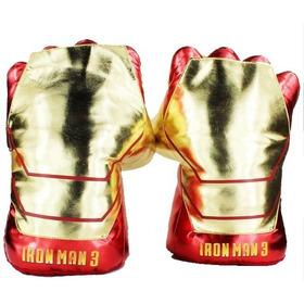 Puño Guante Gigante De Ironman - Mano Izquierda - Disfraz