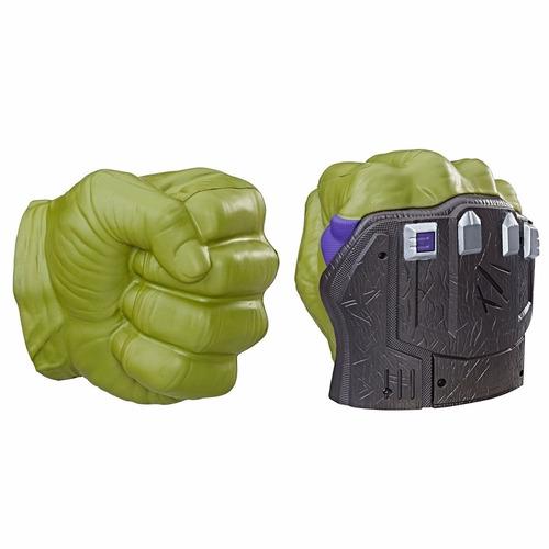puños de hulk thor electrónico con sónido hasbro
