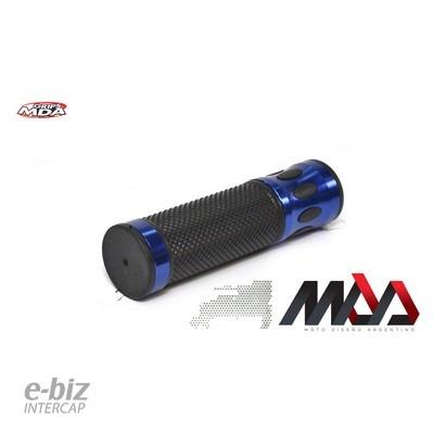 puños mda rubber deportivo azul honda cg titan 150 2012 -