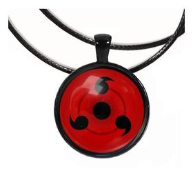 Punpunia - Collar Sharingan Itachi Sasuke Kakashi Naruto