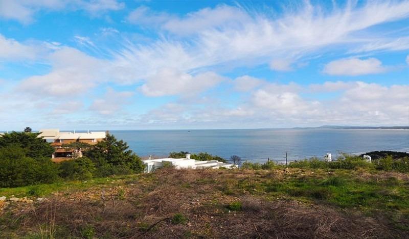 punta ballena. terreno con increíbles vistas al mar y atardeceres !!!- ref: 258
