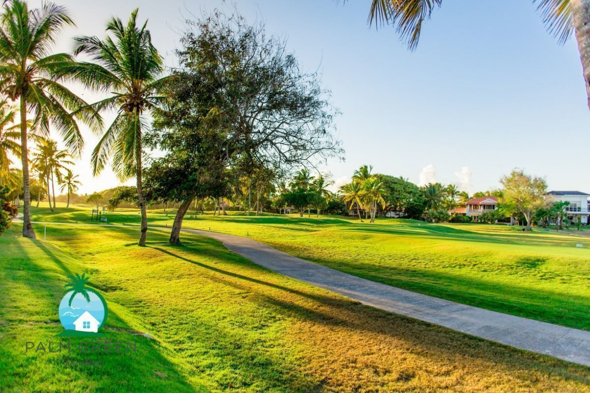 punta cana cocotal golf course apartment 2 bedrooms golf view