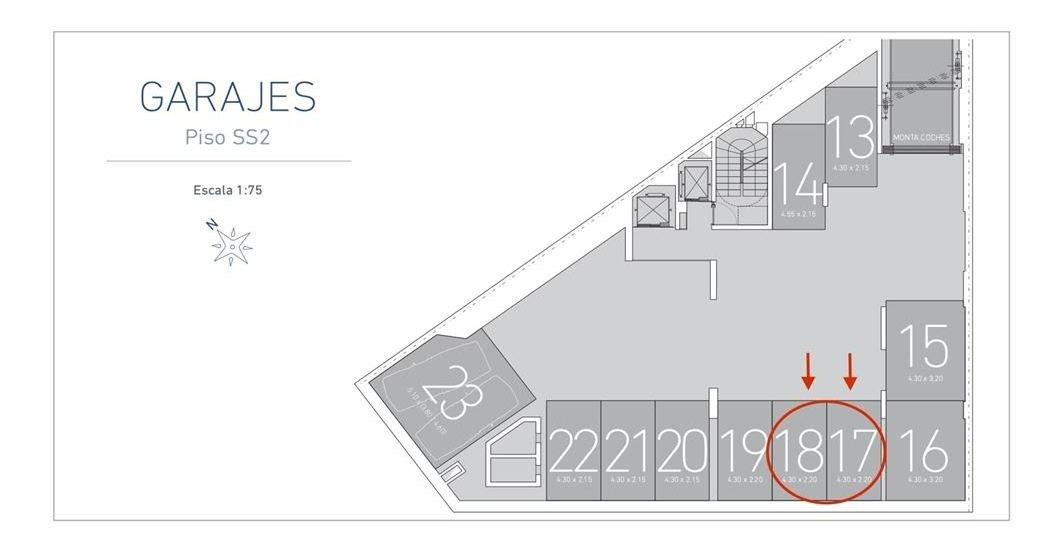 punta carretas, 242 m2 parrilla, 3 suite, 2 garaje