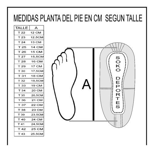 punta danza zapatillas media