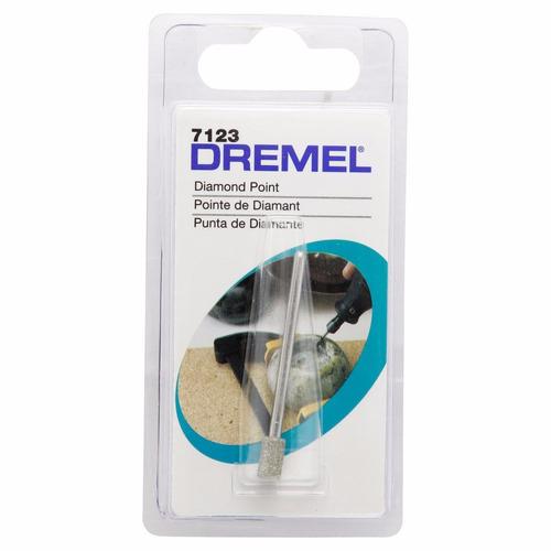 punta de diamante para tallar/ original dremel 7103 - 7123