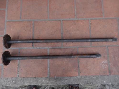 punta de eje dodge camioneta de pasajeros 8 huecos usadas