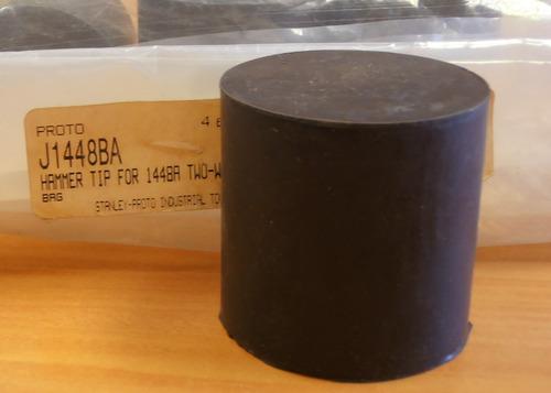 punta de goma, para martillo j1448ba, proto