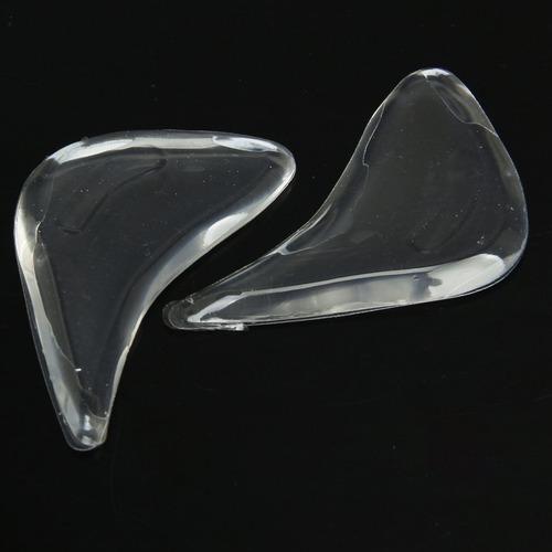 punta de pie plantilla  almohadilla silicon dedos zapatos