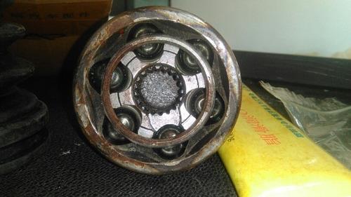 punta de trípode qq8 válvulas reten externo