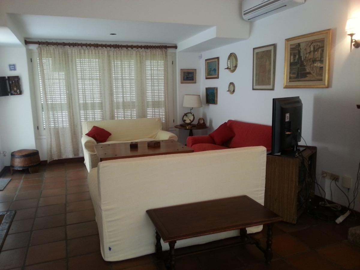 punta del este casa, alquiler, 3 dormitorios a pasos del mar