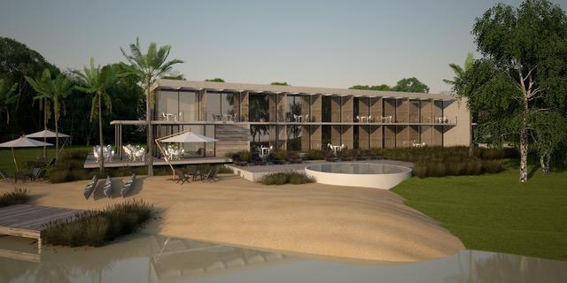 punta del este - hotel el escondido - playa brava, uruguay