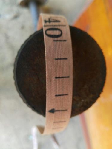 punta eje corta iveco /encava 8 huecos 46 estrias