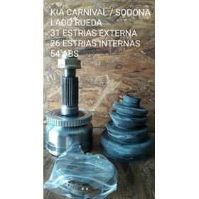 Punta Eje Lado Rueda Kia Carnival - Kia  Sedona