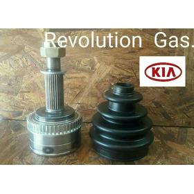 Punta Eje Lado Rueda Kia Revolution Gasolina 27x24