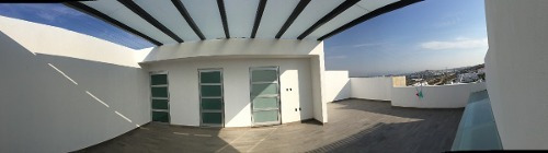 punta esmeralda 3 recamaras roof garden