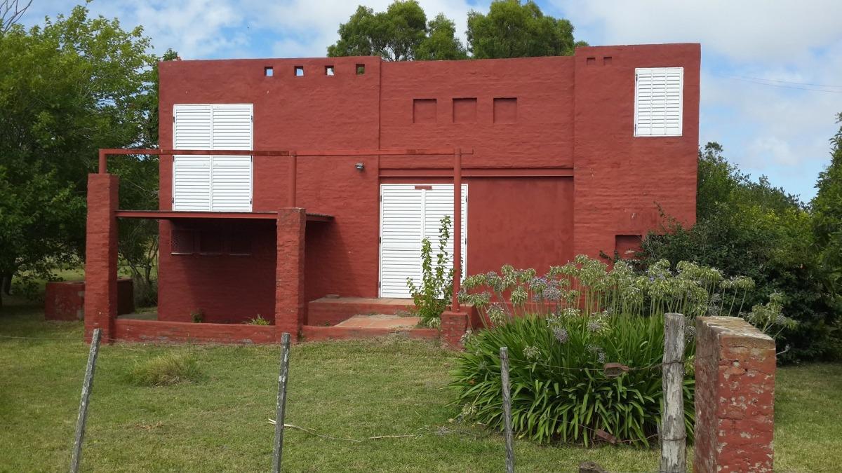 punta indio casa con 2 habitaciones y amplio lote de 60x60
