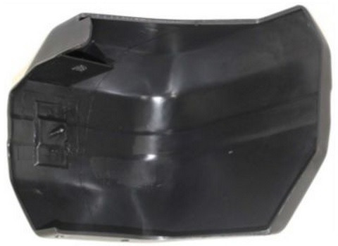 punta izq lisa defensa trasera jeep cherokee 1984 - 1996