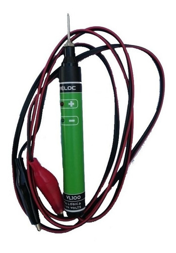punta logica veloc alta impedancia 12v 24v tester + soft