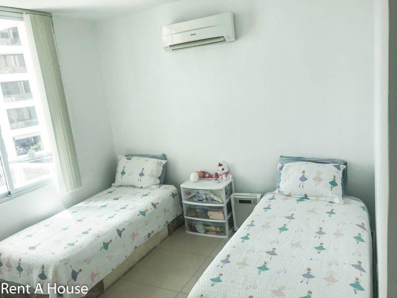 punta pacifica agradable apartamento en alquiler panamá